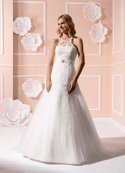 Brautkleid E 2992T von Mode de Pol
