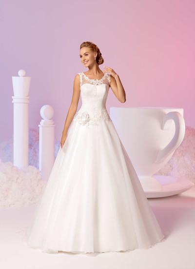 Brautkleid E 4045 von Mode de Pol