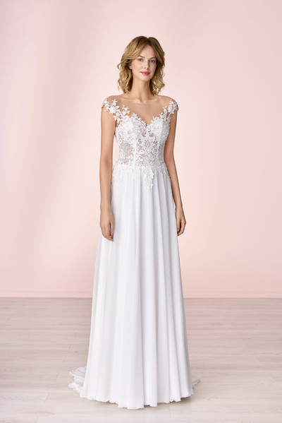 Brautkleid E 4045T von Lilly