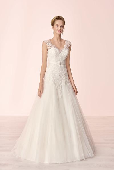 Brautkleid E 4056T von Mode de Pol