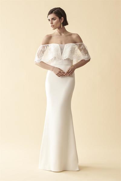 Brautkleid Straight Forward von Marylise