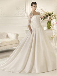 Brautkleid Nelson von W1 - White One