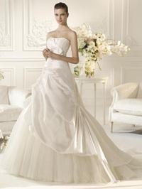 Brautkleid Nartex von W1 - White One