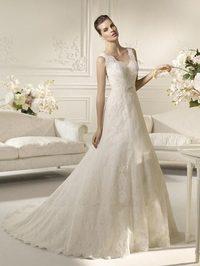 Brautkleid Nido von W1 - White One