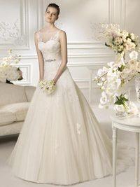 Brautkleid Nieves von W1 - White One