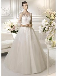 Brautkleid Nigeria von W1 - White One
