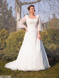 Brautkleid Mayla von Lohrengel