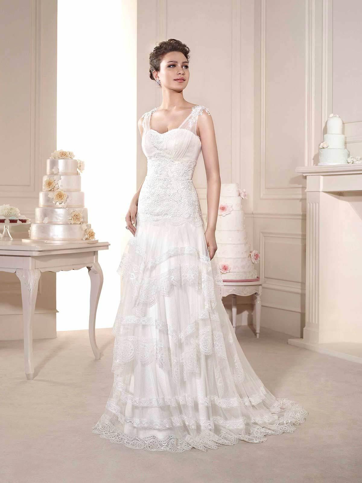 Brautkleid bella von Novia DArt auf Ja.de
