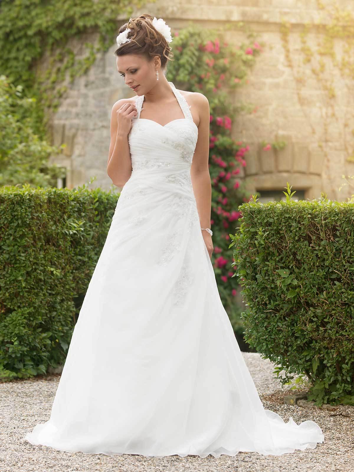 Brautkleid Für Dicke