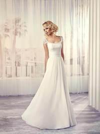 Brautkleid Soft A von Modeca