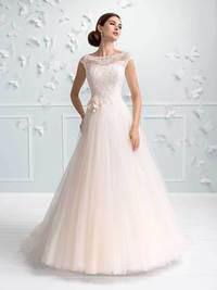 Brautkleid 3184T von Mode de Pol
