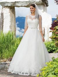 Brautkleid 18100 Wella von Kleemeier