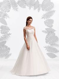Brautkleid 3498T von Mode de Pol