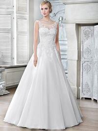 Brautkleid 16101T von Mode de Pol