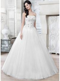 Brautkleid 16008 von Mode de Pol