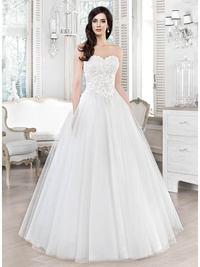 Brautkleid 16009 von Mode de Pol