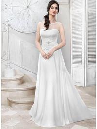 Brautkleid 16014T von Mode de Pol