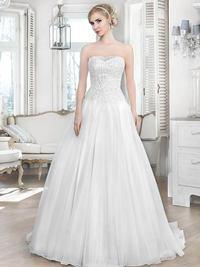 Brautkleid 16027T von Mode de Pol