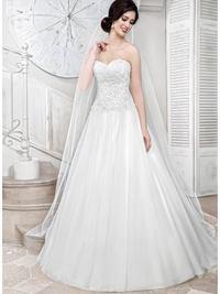 Brautkleid 16046T von Mode de Pol