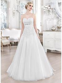 Brautkleid 16057T von Mode de Pol