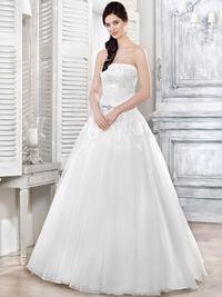 Brautkleid 16112T von Mode de Pol