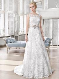 Brautkleid 16141T von Mode de Pol