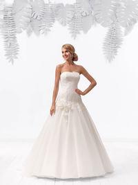 Brautkleid 3408T von Mode de Pol