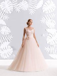 Brautkleid 3435T von Mode de Pol