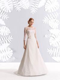 Brautkleid 3439T von Mode de Pol