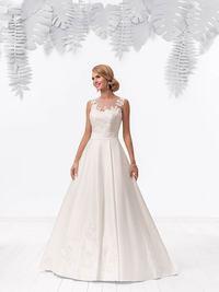 Brautkleid 3445T von Mode de Pol