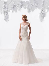 Brautkleid 3460T von Mode de Pol