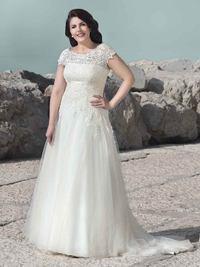 Brautkleid LO-23 von Mode de Pol