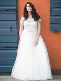 Brautkleid TO-604T von Mode de Pol