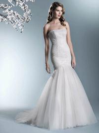Brautkleid TO-622T von Mode de Pol