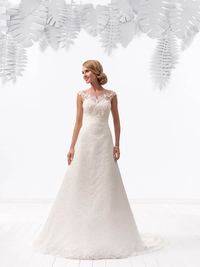 Brautkleid 3461T von Mode de Pol