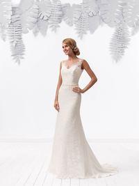 Brautkleid 3476T von Mode de Pol
