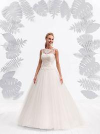 Brautkleid 3488T von Mode de Pol