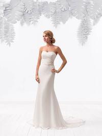 Brautkleid 3516T von Mode de Pol