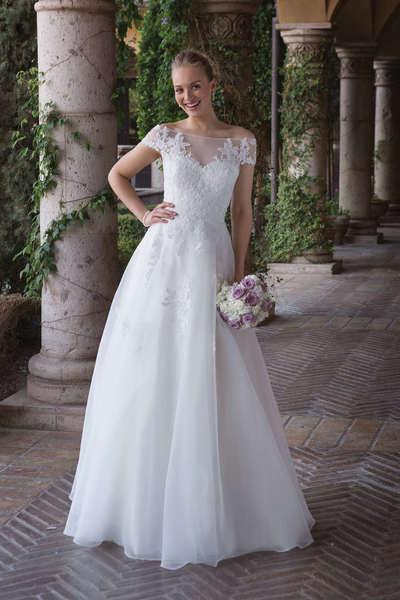 Brautkleid 4012D von Sincerity