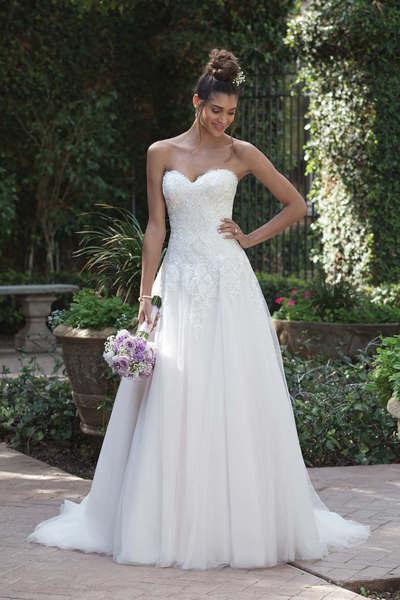 Brautkleid 4019D von Sincerity
