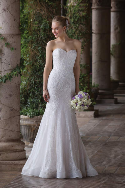 Brautkleid 4020D von Sincerity