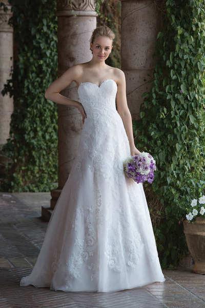 Brautkleid 4024D von Sincerity