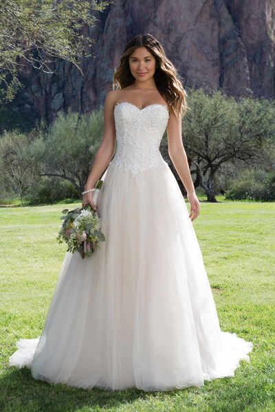 Brautkleid 1141D von Sweetheart