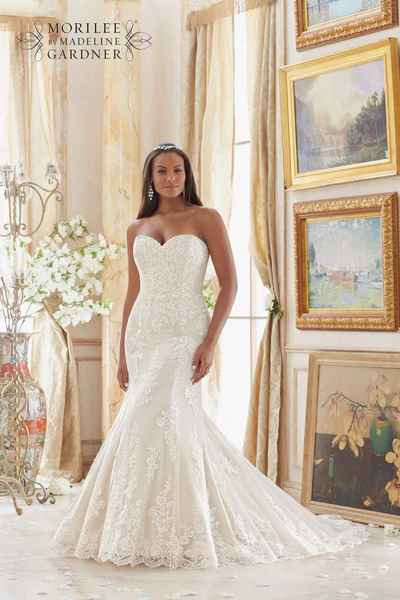 Brautkleid 3207 von Mori Lee