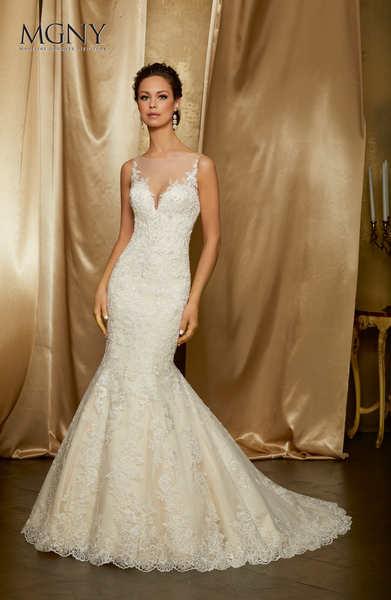Brautkleid 51322 von MGNY
