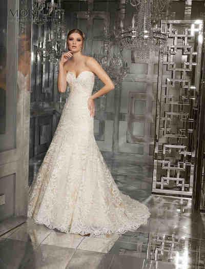 Brautkleid 8178 von Mori Lee