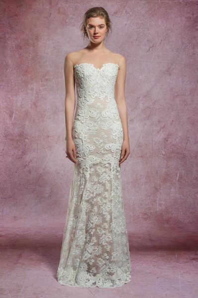 Brautkleid 2530 von Olvi`s
