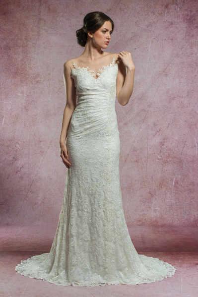 Brautkleid 2552 von Olvi`s
