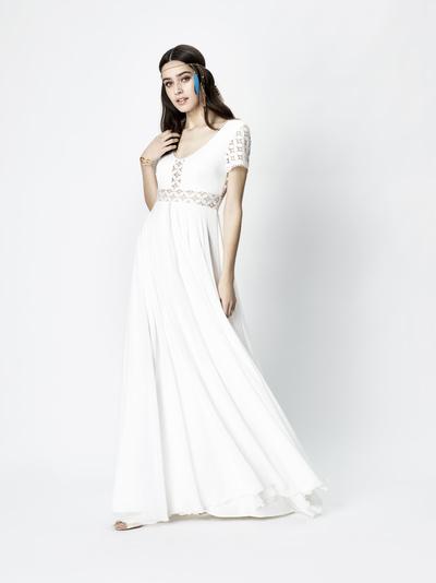 Brautkleid Alice Blue von Rembo Styling