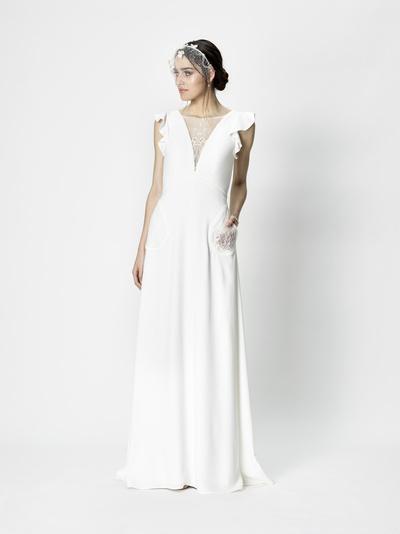 Brautkleid Aline von Rembo Styling